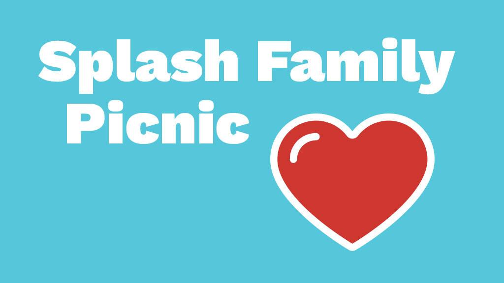 Splash Family Picnic